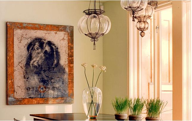 4 paso en la decoraci n de interiores definir los for Elementos de decoracion de interiores