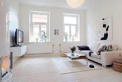 Departamento renovado con estilo minimalista for Disenos de departamentos minimalistas