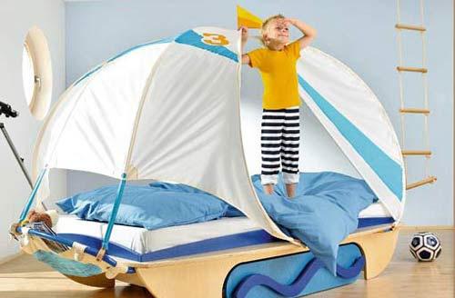 Ideas para habitaciones infantiles tem ticas - Habitaciones infantiles tematicas ...