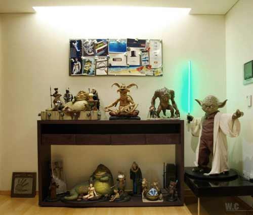 Habitaci 243 N Tem 225 Tica Star Wars
