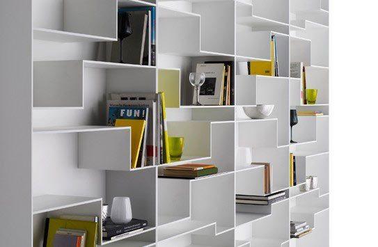 Bilbioteca irregular melody - Muebles bibliotecas modernas ...