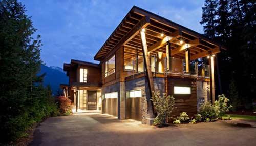 esta hermosa casa de cinco dormitorios cada uno con su respectivo bao est situada en una zona rodeada de montaas y por ende cuenta con un paisaje