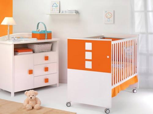 Muebles para bebes contempor neos - Muebles para cuarto de bebe ...