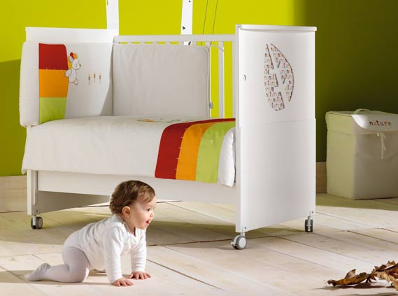 Muebles para bebes contempor neos for Muebles para cuarto de bebe