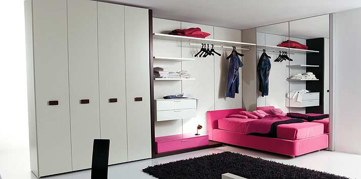 Decoraci n de dormitorios para adolescentes - Amazing bedrooms for teenagers girl ...