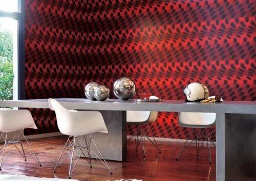 Empapelados originales ambientes modernos - Dormitorios empapelados ...