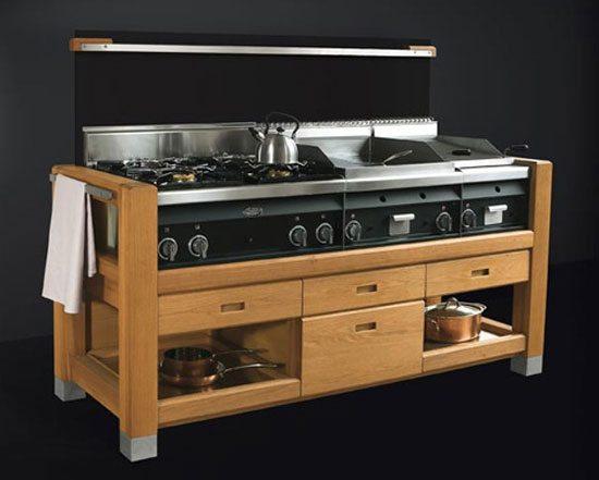 cocinas para exterior de j corradi