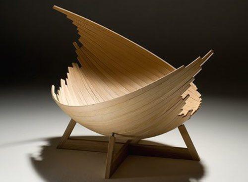 Sillas de dise o curiosas for Diseno de sillas modernas