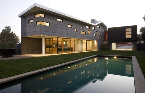 Casa contemporánea por Tighe Architecture