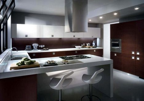 Pon linda tu casa muebles modernos - Las cocinas mas bonitas del mundo ...