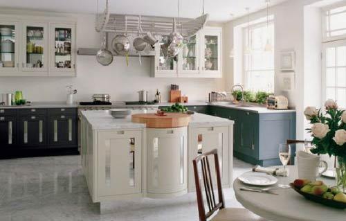 Decoraci n de cocinas de smallbone - Objetos decoracion cocina ...