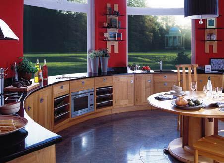 Decoración de cocinas de Smallbone