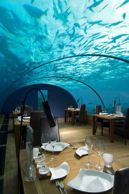 Restaurante marino ithaa - Ristorante bagno marino archi ...