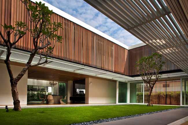 Hermosa Casa Con Jardn Interior