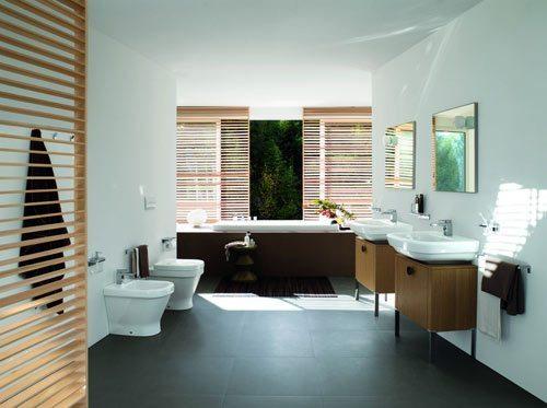 Decoración de baños por Laufen