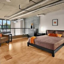 Lofts modernos en Seattle