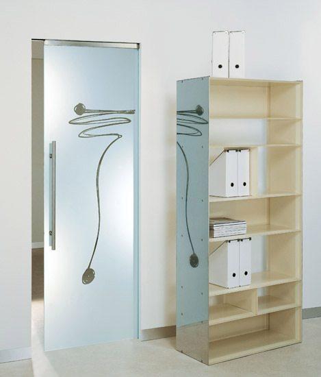 Puertas de vidrio de casali - Puertas correderas de vidrio templado ...