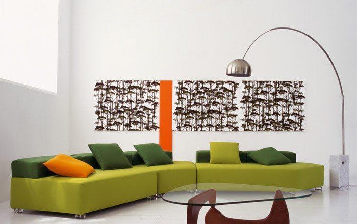 Sillones modernos de beside for Sillones modulares modernos