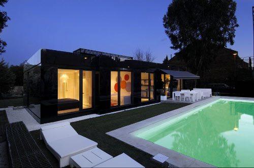A cero archives perfecto ambiente - Casa modular acero ...