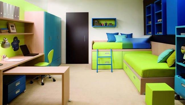 Muebles para adolescentes de Dearkids •