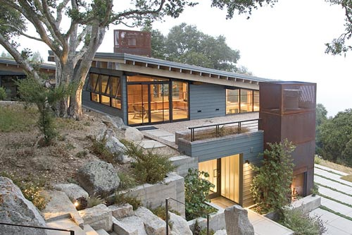 house ocho una casa en las monta as creada por feldman On casas en montanas