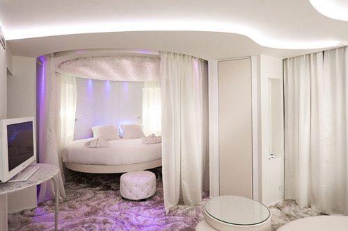 Dormitorios tem ticos en the seven hotel for Dormitorios tematicos