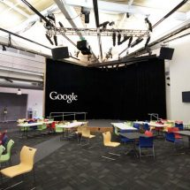 Oficinas: Google Mountain View