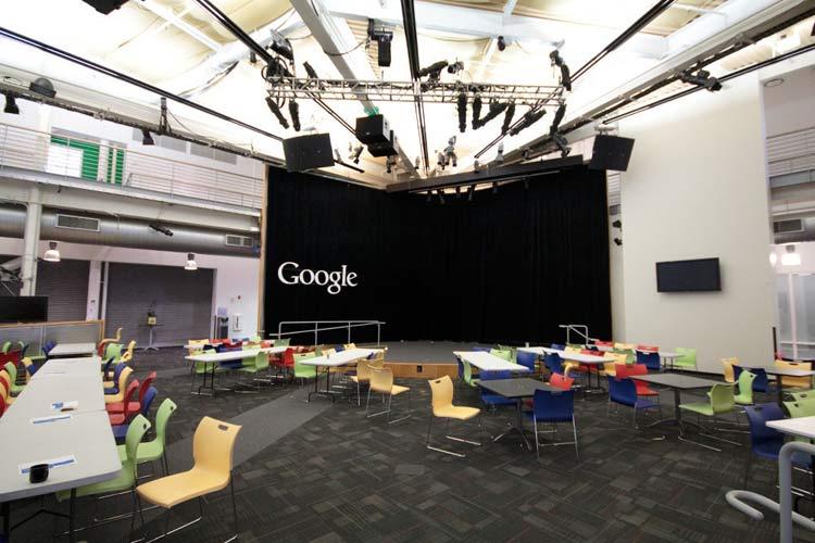 Oficinas Google Mountain View