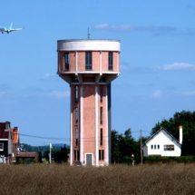 Remodelaciones: Una casa en una torre de agua