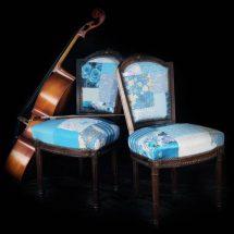 Muebles eclécticos