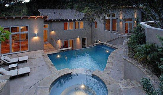 Casa de Ashton Kutcher