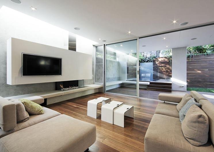 Casa moderna en australia m house - Casas modernas decoracion ...