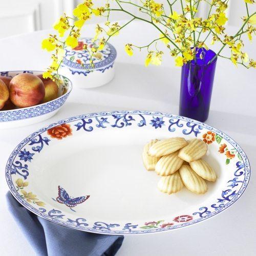 Objetos decorativos: Vajilla