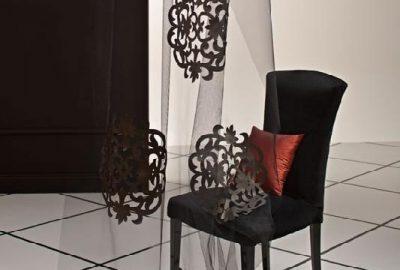 Cortinas archives perfecto ambiente for Objetos decorativos minimalistas