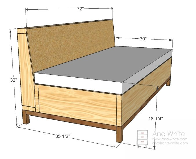 Tips build boat bench seat khan - Como tapizar un sillon ...