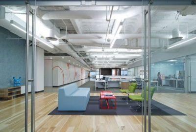 Oficinas de Dreamhost
