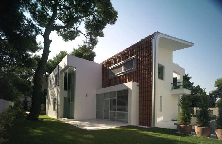 Arquitectura moderna en grecia for Arquitectura moderna minimalista