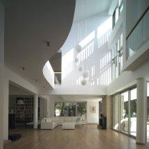 Casa moderna en Grecia