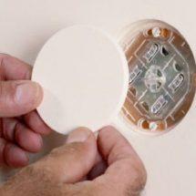 Interruptor con sensor de movimiento