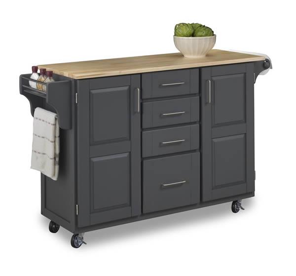 Muebles de cocina islas m viles estilo tradicional - Islas de cocina moviles ...