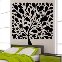 Pegatinas de pared: Plantas