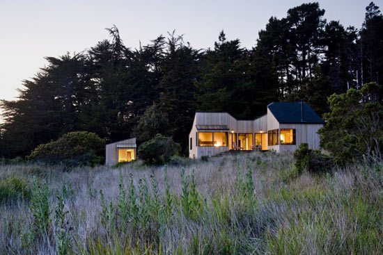 Casas en el bosque ecologicas for Piani casa ranch california