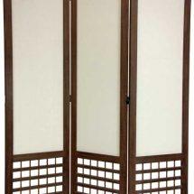 Separadores de ambientes: estilo oriental