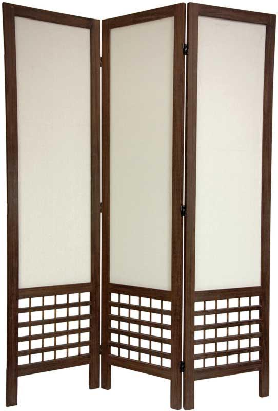 Separadores de ambientes estilo oriental - Estanterias separadoras de ambientes ...
