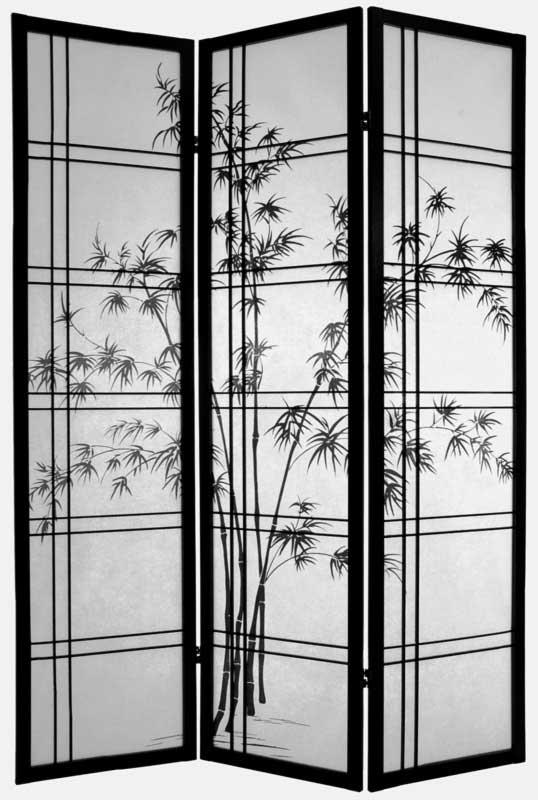 Separadores de ambientes estilo oriental - Biombos casa home ...