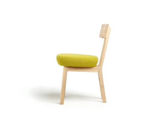 Muebles de madera: Silla Surprise