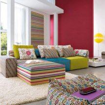 Interiorismo: Colores tropicales