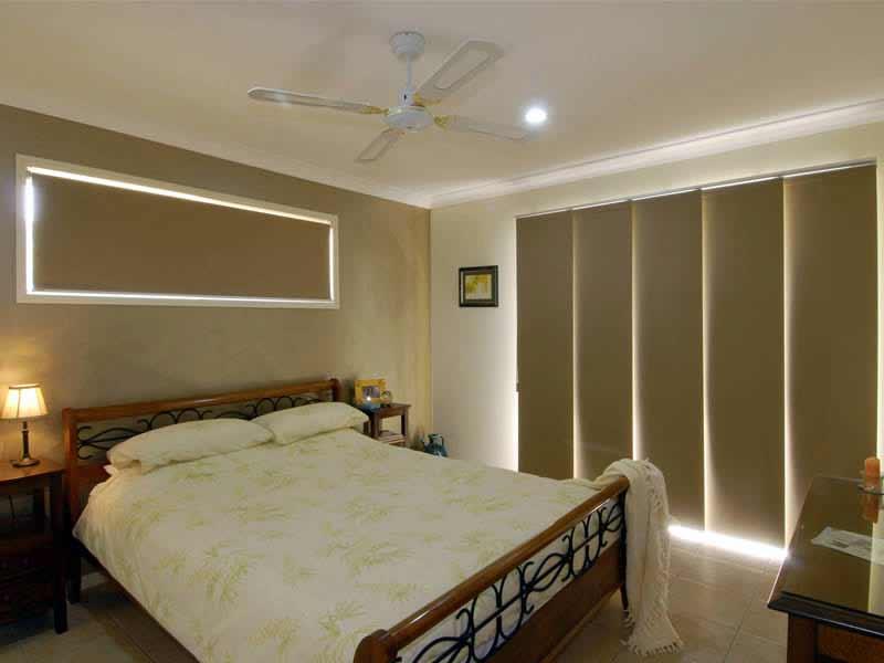 Fotos de cortinas paneles orientales for Dormitorios orientales