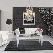 Muebles de cristal: Swarovski