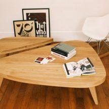 Muebles de madera: Remix